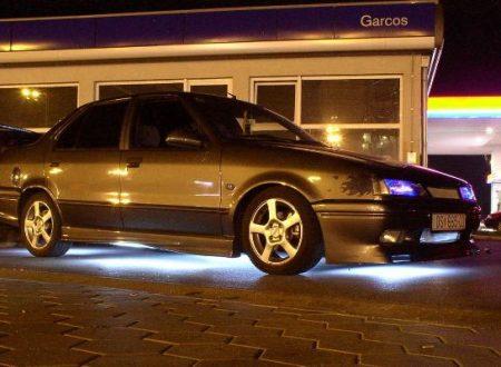 Widoczność na drodze – oświetlenie samochodu